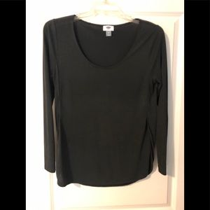 Old navy black long sleeve